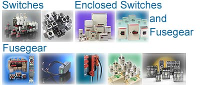 Switches and Fusegear